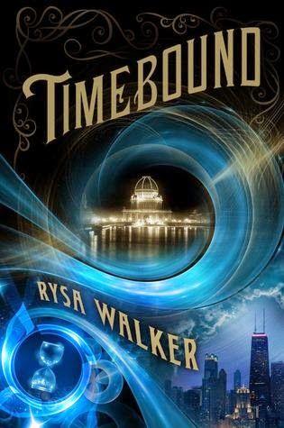 """Timebound"" Rysa Walker | Murphy Reads"
