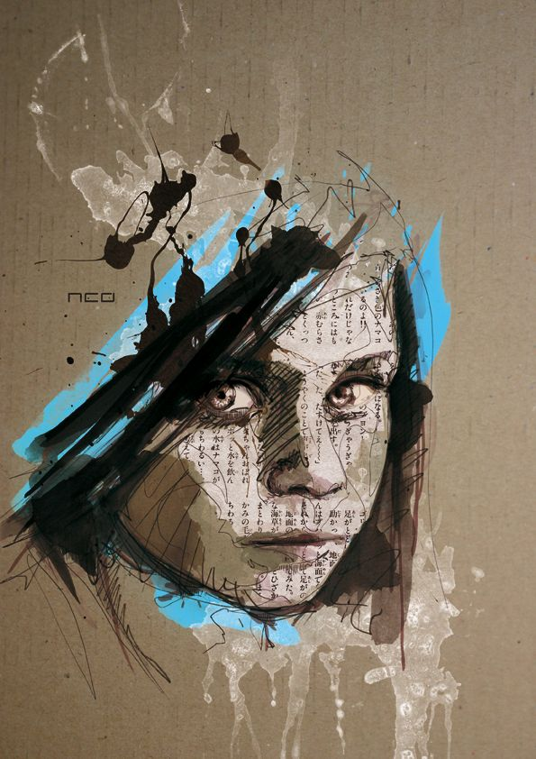 Traditional Art by Florian Nicolle