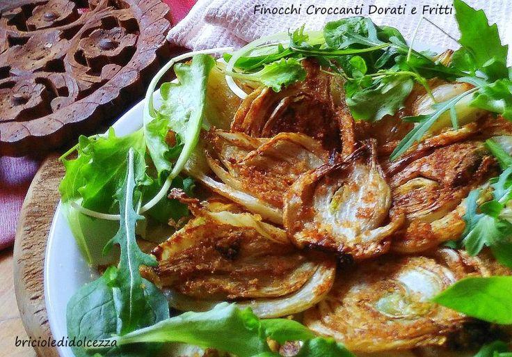 Finocchi+Croccanti+Dorati+e+Fritti