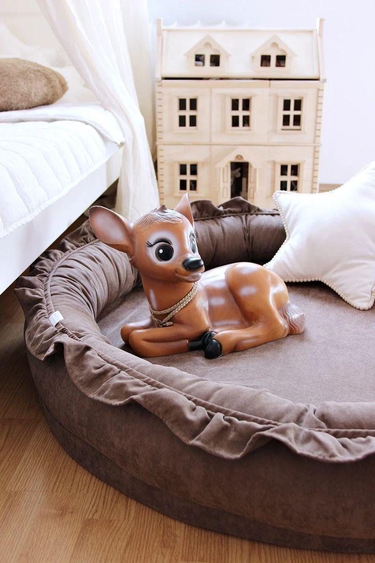 Heico Lying Deer Lamp In 2020 Childrens Night Light Deer Lamp