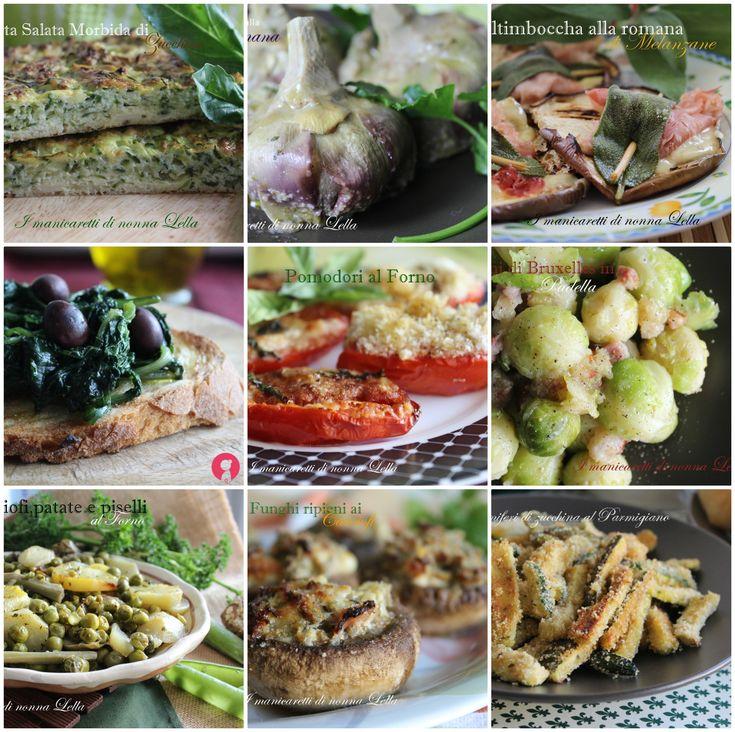 40+Ricette+con+le+verdure