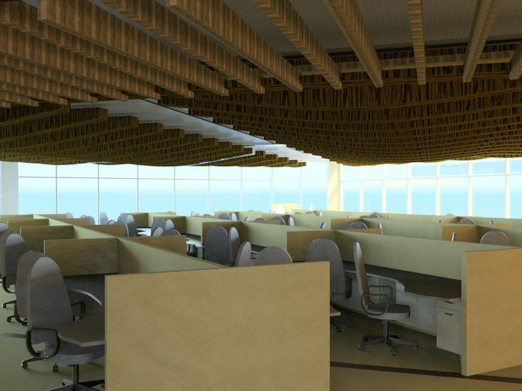 IT Office Interior