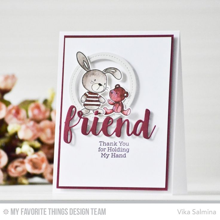 Simple Smiling Cards