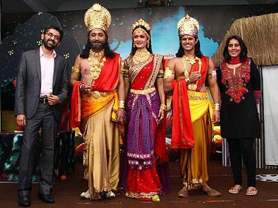 Zee TV's Ramayan will simulcast on DD National too!