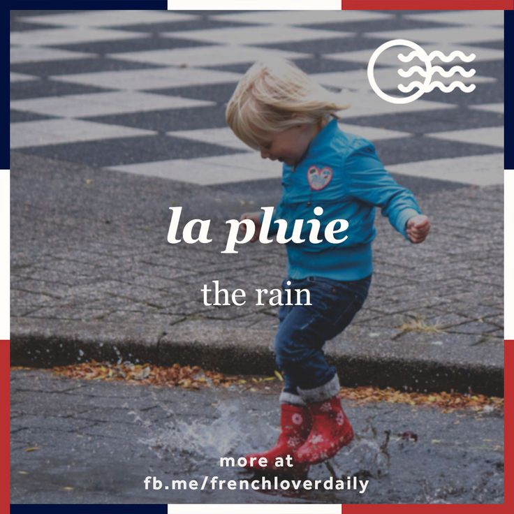 Sneak preview of your daily French lesson every afternoon on instagram.