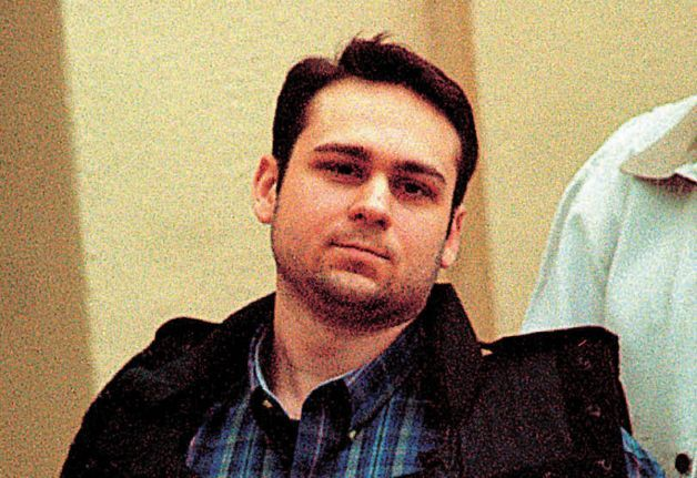 February 25, 1999 - William King was sentenced to death for the racial murder of James Byrd Jr in Jasper, TX. Two other men charged were later convicted for their involvement.