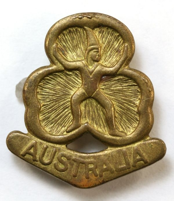 Official Australian Brownie Guide Patches - Junjarins ...