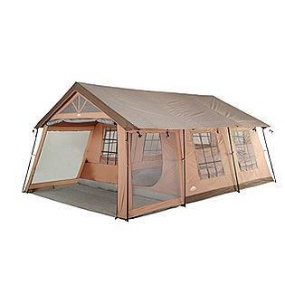 two room tent with screened in porch <3 fell in love with this the second I found it - check