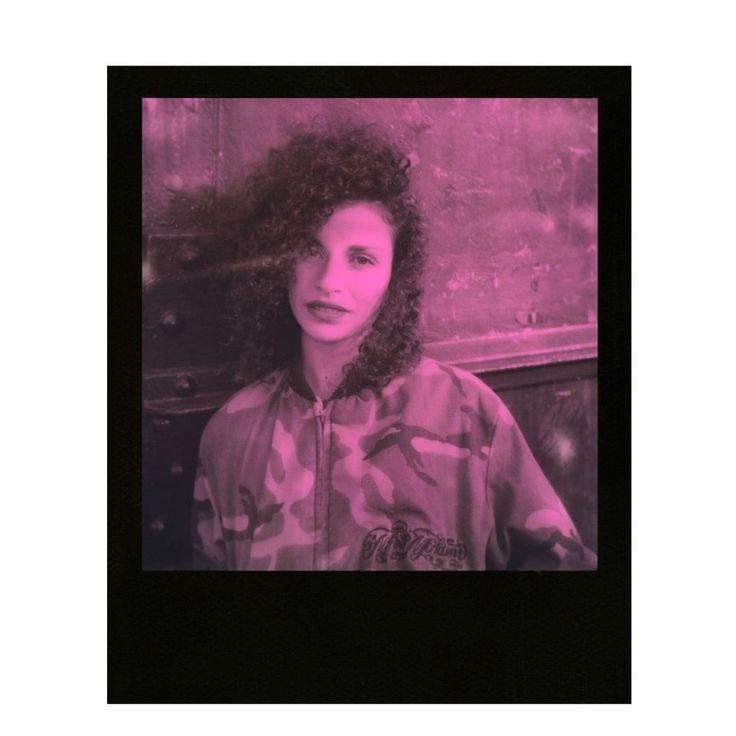 Buy online Pink film for 600 duochrome By polaroid originals, photographic film