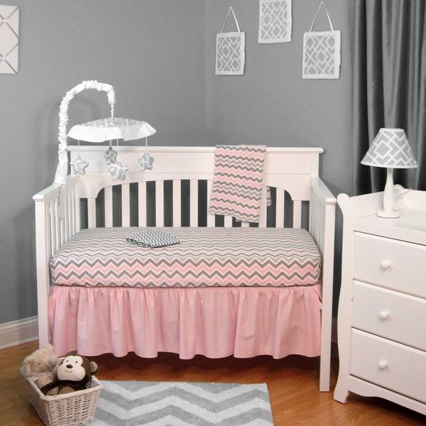 40 best Baby Bedding Ideas images on Pinterest | Chevron ...