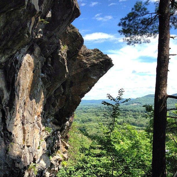 New England Climbing at Rumney, New Hampshire