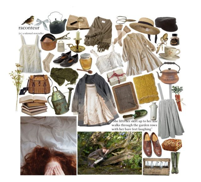 """""""Anne of Greengables"""" by nebulascent on Polyvore featuring Kunst"""