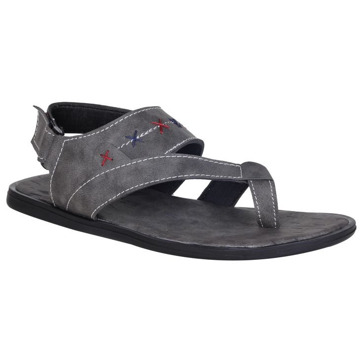 Now available on our store :Kraasa 10002 Grey Sandal Check it out here ! www.kraasa.com
