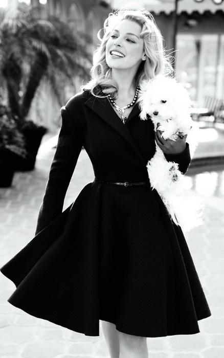 Katherine Heigl and the most amazing jacket.