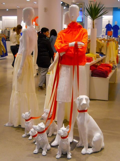 Dog Mannequins On Sale Today for National Pet Appreciation Day  To read the full article, click here... http://blog.mannequinmadness.com/2017/04/dog-mannequins-sale-today-national-pet-appreciation-day/