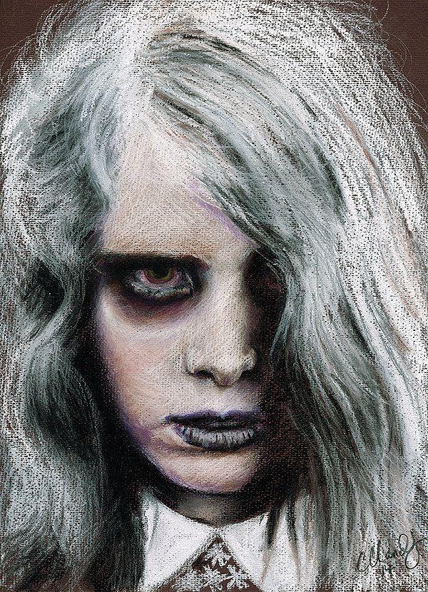 Karen Cooper - The Night of the Living Dead. The Art of Chantal Handley