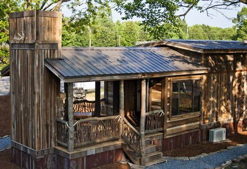 Small hunting cabin plans awesome ready made hunting for Pictures of small hunting cabins