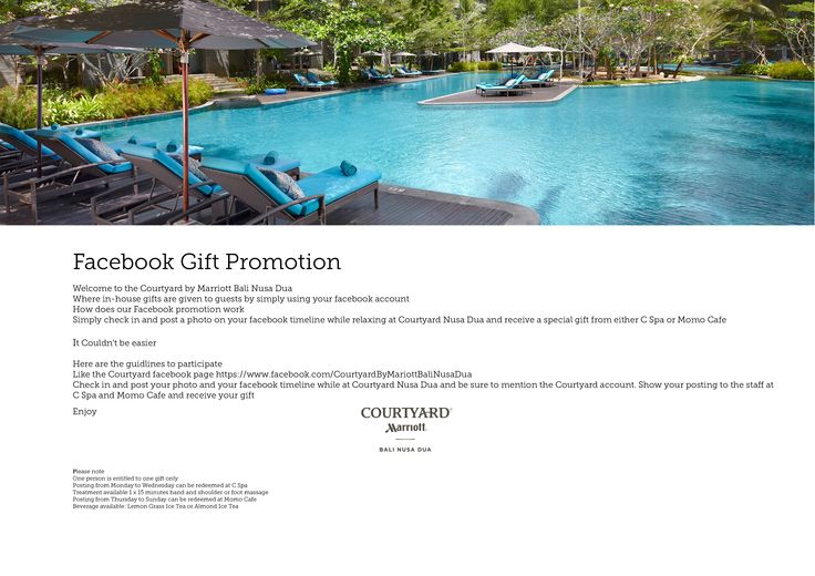 Stay, Post and Get free gift from us!