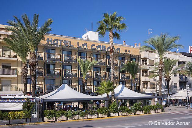 Diarios de un fotógrafo de viajes / Blog de viajes y fotografía profesional: La Cabaña hotel y restaurante en Peñíscola