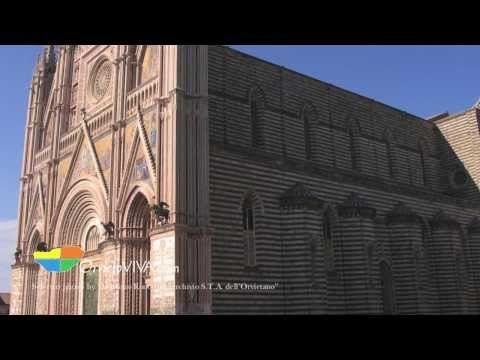 Duomo Orvieto audio guide, made for Orvietoviva.com