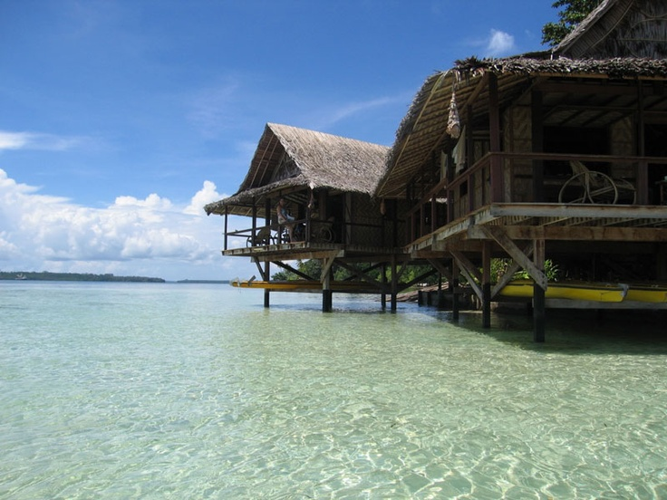 PNG- Nusa Island Retreat...want to go back!