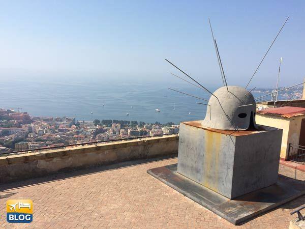 Veduta di Napoli dal Castello