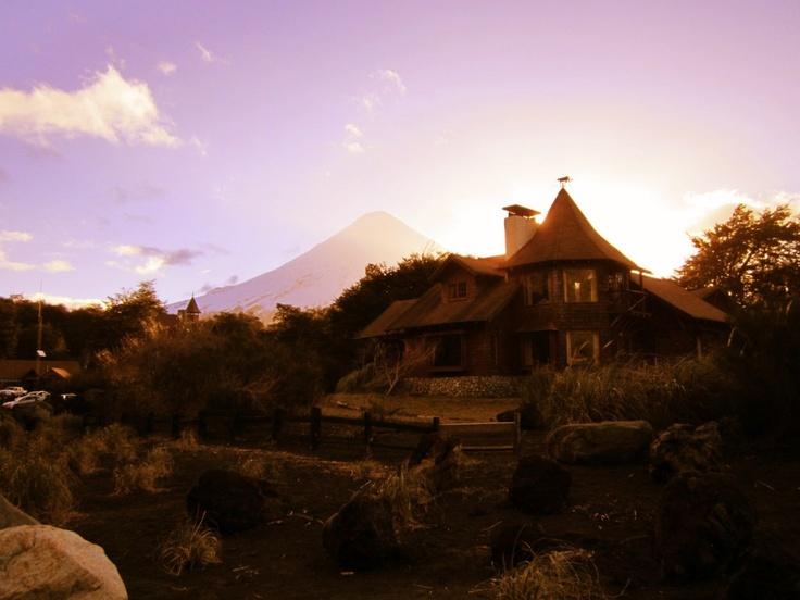 Osorno - Puerto Varas - Chile - Mochilão América do Sul