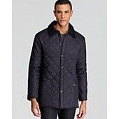 Barbour Liddesdale Quilted Classic Jacket