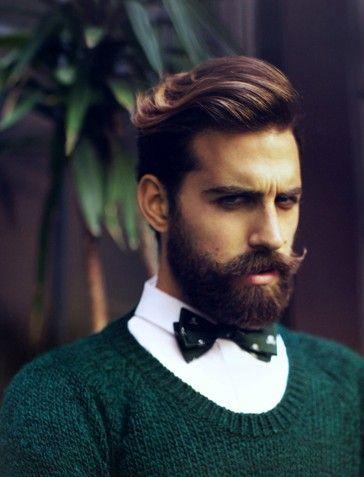 love the hair, not the beard though