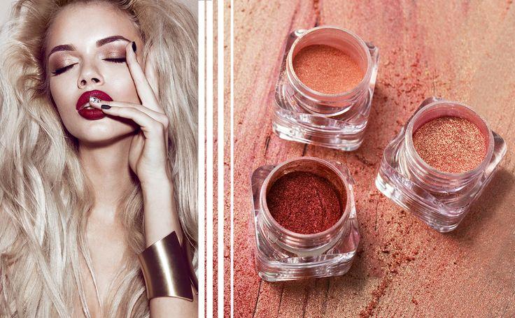 Stackable shimmers by Bella Terra Cosmetics  #eyes #lips #nails #body #mineralmakeup #bellaterracosmetics #btcosmetics #mineralmakeup #bellaterracosmetics #parabenfree #crueltyfree #shimmer #trending #2017 #bestmineralmakeup