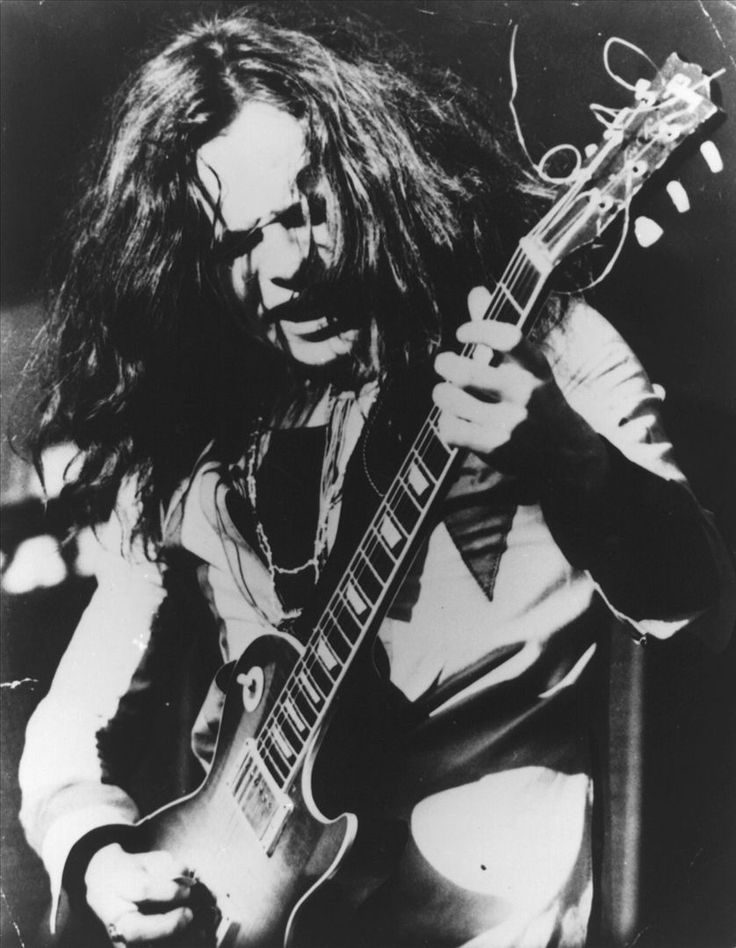 The genius of PAUL KOSSOFF  named by Rolling Stone as one of the best all time guitarists