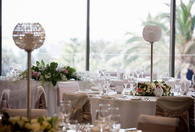 Wedding Dining at The Sebel Newcastle Beach