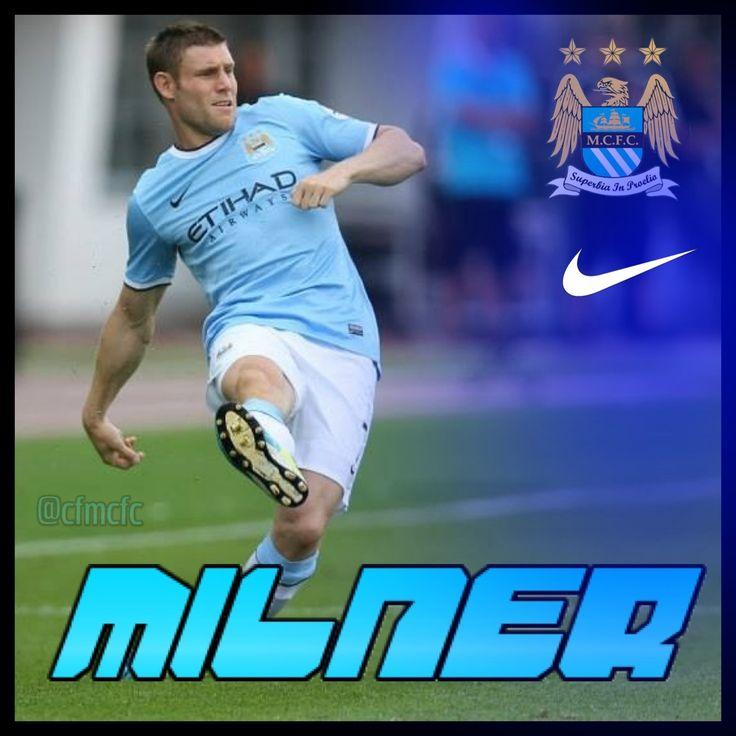 James Milner wallpaper Manchester City