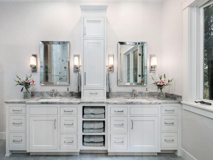 1558 best images about bathroom vanities on pinterest - Bathroom ideas photo gallery small spaces ...