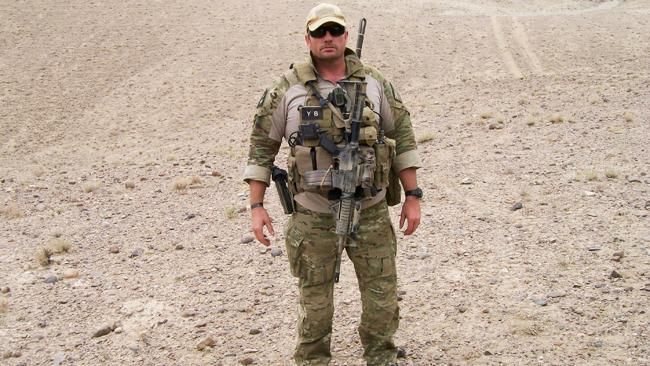 Australian Army Sergeant Paul Cale known for strangling a Taliban commander to death during a raid on a compound in Uruzgan province 2007 [650x366]
