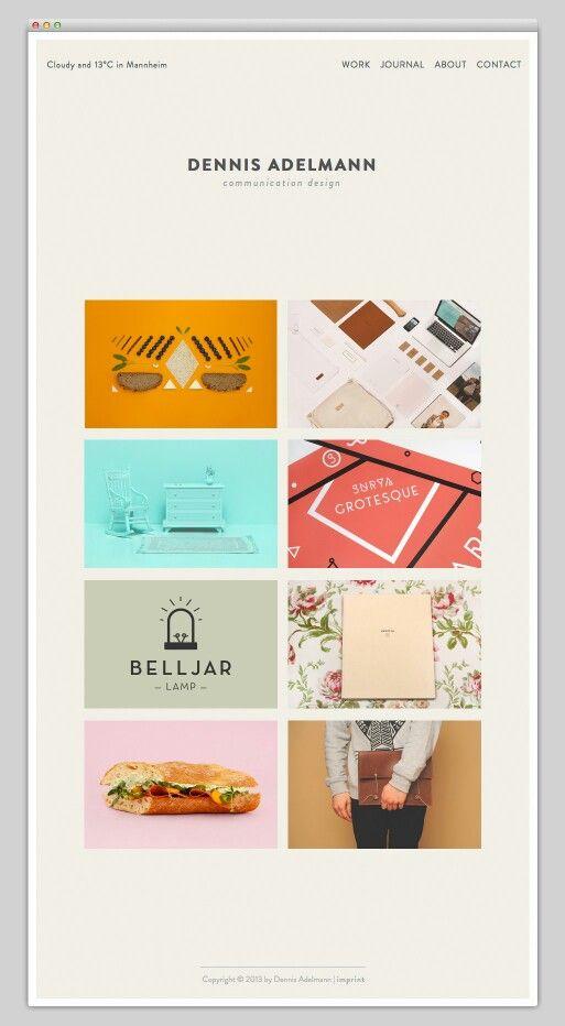 We Inspiration - minimal - colorfull -