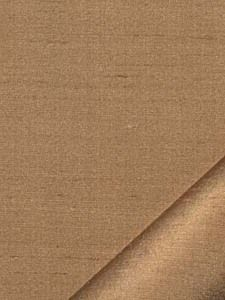 Adelle Mushroom by Robert Allen Fabric Infinite Dark Neutral 100% Silk India H: -, V: - 54 inches - Fabric Carolina - Robert Allen