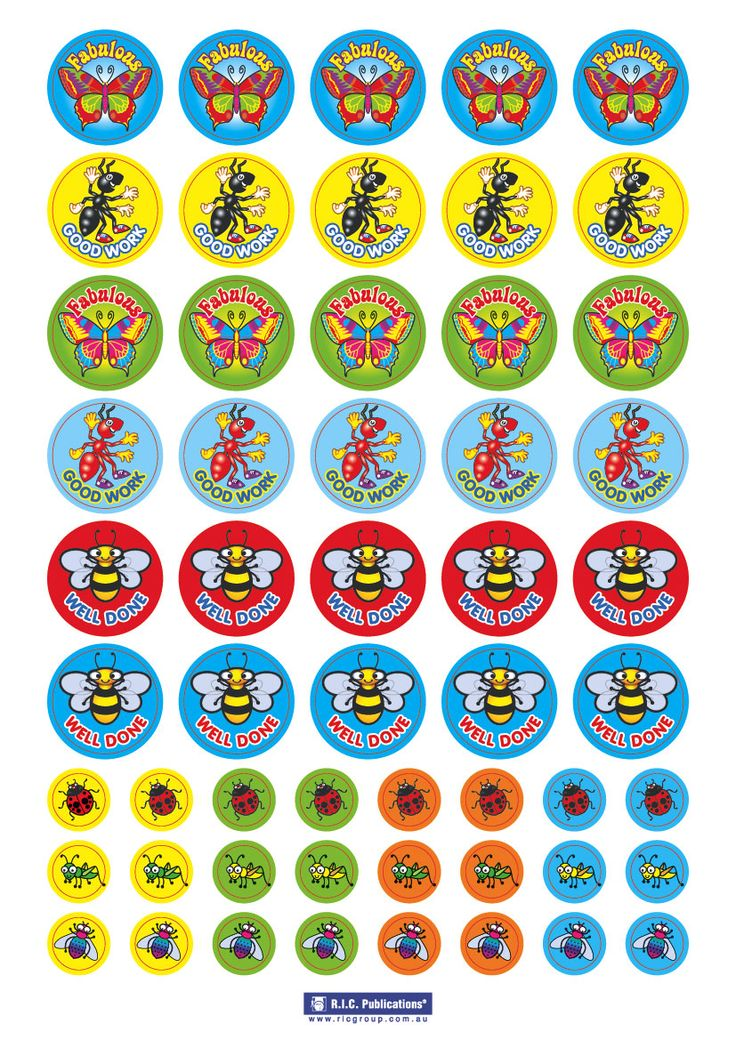 Sticker Theme Multi-Pack - Teacher Superstore