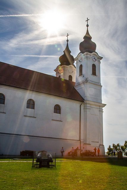 The Tihany Abbey   by z e d s p i c s™
