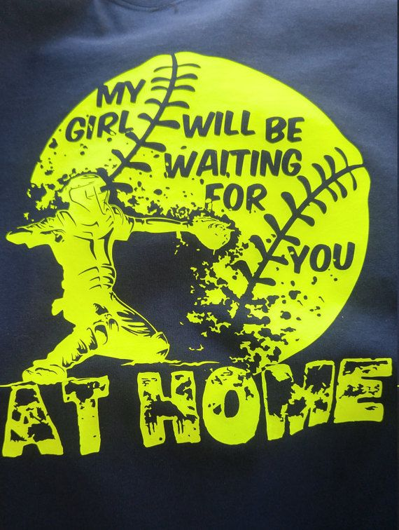 Softball catcher shirt by AlteredGoodsStore on Etsy