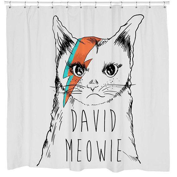 Katze Home Decor Katze Dusche Vorhang Lustige Dusche Vorhang