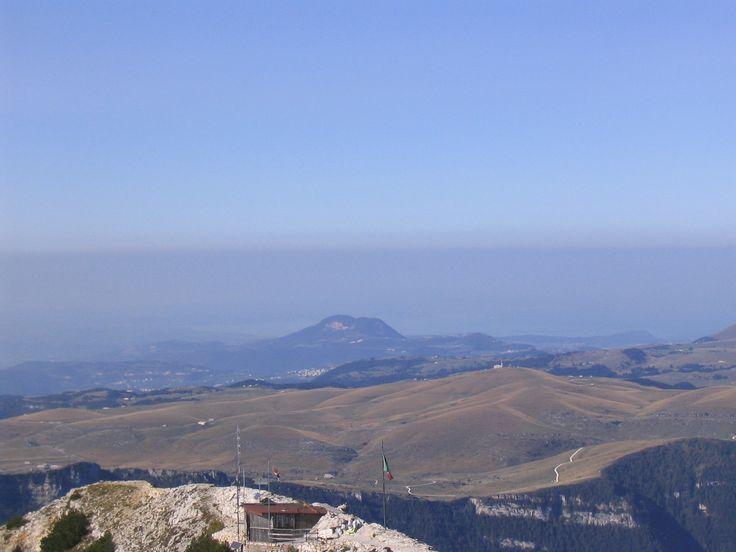 La Lessinia è il lago di Garda