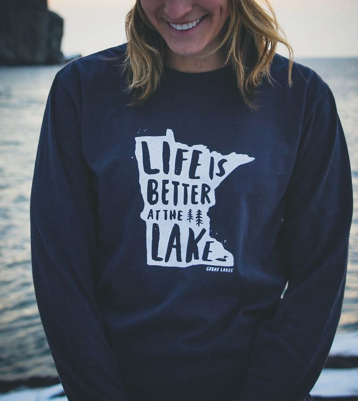 Great Lakes | Minnesota - Long Sleeve | Great Lakes