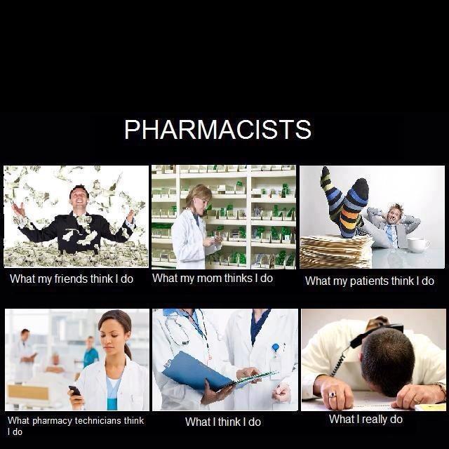 Pharmacists!
