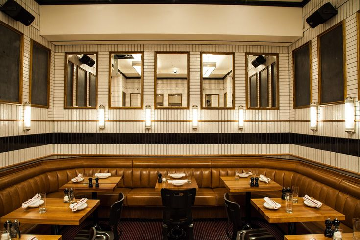 8 Gorgeous Restaurants Designed by Roman and Williams