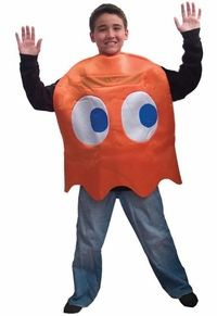 childs clyde pacman ghost costume #videogames