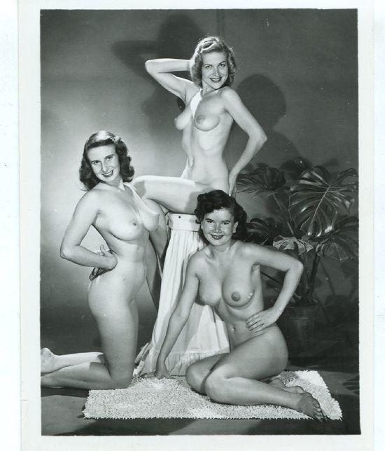 Vintage debby westmore 1950039s nudist 4