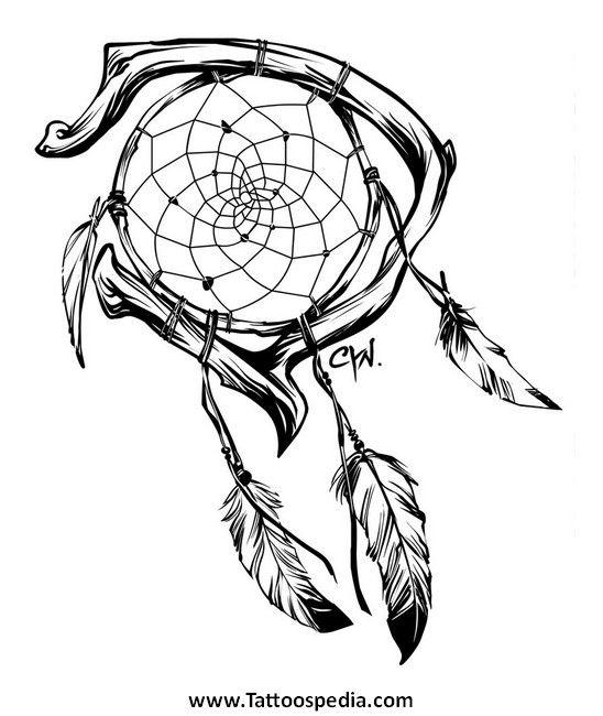 Dream Catcher Tattoo Design Idea: 43 Best Tattoo Outlines For Men Images On Pinterest
