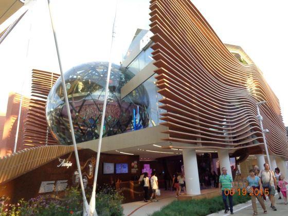 #Expo2015 | #ExpoMilano2015 Azerbaijan Pavilion
