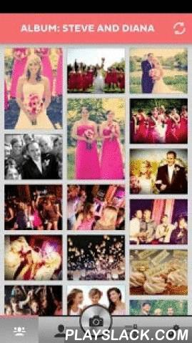 WedShoots  Android App - playslack.com , In your wedding your guests will take hundreds of photos with their phones but you probably never get to see them.WedShoots lets you save all these pictures and have a unique and authentic memory of the happiest day of your life. And all for free!· Create a private online photo album to share with your guests.· Upload the photos to your phone quickly and easily.· You will have spectacular filters that will give a unique touch to your images.· Real…